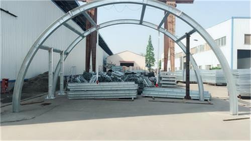 贵州管廊钢构