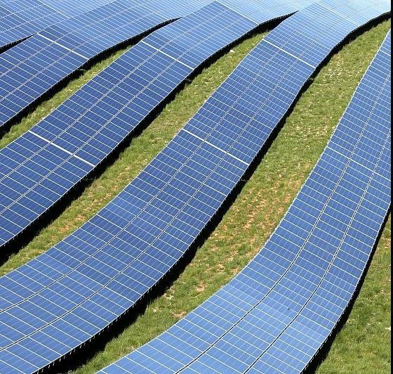 四川太阳能光伏发电站